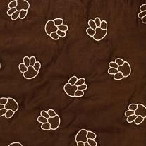 Dog Car Seat Cover Color: Chocolate