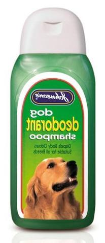 Johnsons Dog Deodorant Shampoo 400Ml