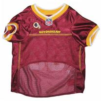 Washington Redskins Dog Mesh Jersey