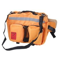 Jardin Dog Hiking Packsack Backpack, Large, Orange