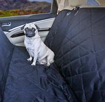 Devoted Doggy Premium Dog Seat Cover with Hammock Feature -