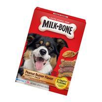 Milk-Bone® Small Dog Treat - Variety Pack, Peanut Butter