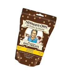 Newman's Own Premium Dog Treats, Cheese, Medium Size, 10-