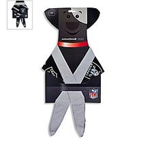 Oakland Raiders In Dog We Trust Pet Bandana