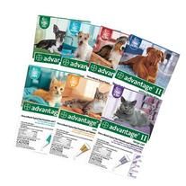 Advantage for Dogs Over 55 lbs, 4 - 4.0 ml tubes
