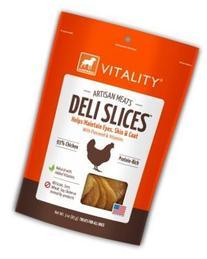 Dogsw Vital Slices Chic Usa 3z