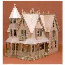 Greenleaf Dollhouse Kit, Garfield 385149