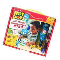 Educational Insights Hot Dots Jr. Let's Master Kindergarten