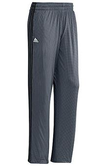 Adidas Men's Double Up 2.0 Pants, Scarlet/Black, Medium