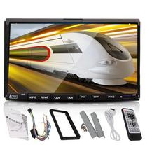 """Ouku 7"""" Inch TFT Touch Screen Double 2 Din In-dash Car DVD"""