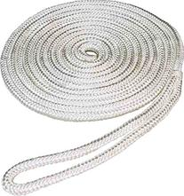 SeaSense Double Braid Nylon Dock Line, 1/2-Inch X 20-Foot,