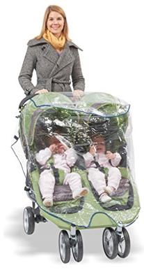 Comfy Baby! Universal Double Jogging Stroller Waterproof