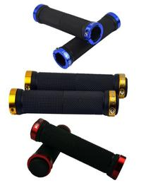 TOPCABIN Double Lock on Locking Bicycle Handlebar Grips