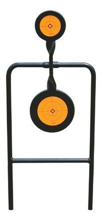 Caldwell Double Spin Center Fire Handgun Swinging Target
