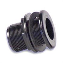 Lifegard Aquatics 3/4-Inch Double Threaded Bulkhead