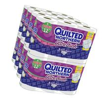 Quilted Northern Double Ultra Plush Rolls-96Double-RollsPack