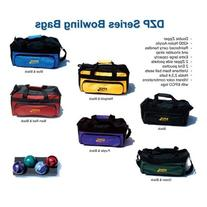 Double Zipper Soft Pack Bag- 6 Colors Available