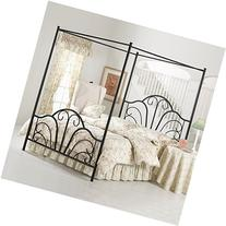 Dover Canopy Bed - Size: Queen