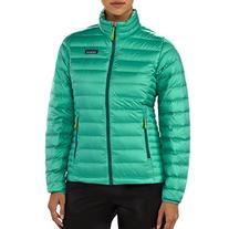 Patagonia Down Sweater - Women's Aqua Stone X-Large