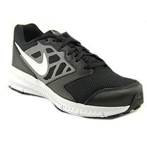 Nike Kids Downshifter 6  Black/Mtllc Slvr/Cl Gry/White