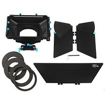 FOTGA DP3000 Matte Box Sunshade with Donuts For 15mm Rod