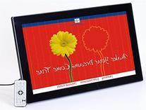 Displays2go DPFBK215A1 21.5-Inch Widescreen Digital Photo