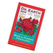 Dr Earth Organic 3 Rose And Flower Fertilizer 25 L