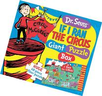 Dr. Seuss If I Ran the Circus Giant Puzzle Box: Huge 48-