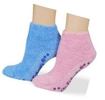 Dr. Scholl's For Her socks Spa Collection blue/pink, Shoe