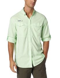 Columbia Men's Low Drag Offshore Long Sleeve Shirt, Key West