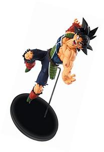Dragon Ball Z 8.3-Inch Bardock Figure, SCulture Big