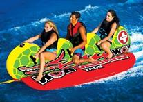 WOW Watersports Dragon Boat, 3 Rider 13-1060