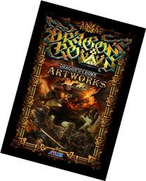 Dragon's Crown Official Atlus ARTBOOK  NEW