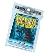 Dragon Shields: Black Mini