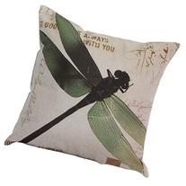 Laimeng Dragonfly Home Decor Pillow Case
