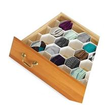 Honeycomb 8 Piece Drawer Organizer Set