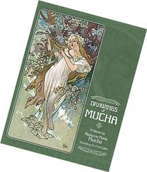 Drawings of Mucha: 70 Works by Alphonse Maria Mucha