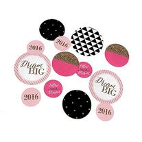 Dream Big - Graduation Party Table Confetti Set - 27 Count