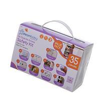 Dreambaby Adhesive Household Safety Kit, No Tools & No