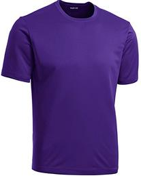 Dri-Equip Youth Athletic All Sport Training Tee Shirt,M-