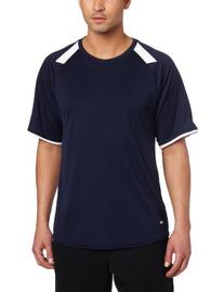 Russell Athletic Men's Dri-Power Tee with Color-Block