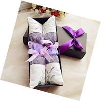 JF Natural Dried Lavender Sachet Gift- Repellent Deodorant