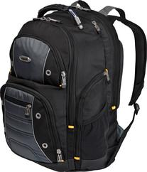 Targus Drifter II Backpack for 17-Inch Laptop, Black/Gray