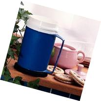 Drinking Mug 12 oz. Blue Polypropylene - Item Number