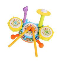 Arshiner Kids Drum Set Educational Toys for Toddlers Gifts