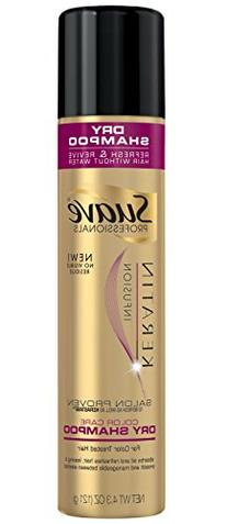 Suave Professionals Color Care Dry Shampoo, Keratin Infusion
