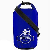 Archer 5 Liter Dry Bag Includes Quick-Release Shoulder Strap