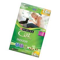 Purina Cat Chow Indoor Adult Dry Cat Food - 16 Lb. Bag