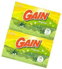 Gain Dryer Sheets - Original Fresh - 120 ct - 2 pk
