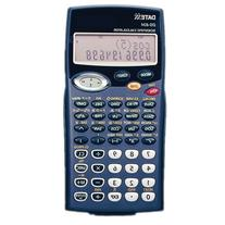 Datexx DS-834 Solar-Powered Scientific Calculator